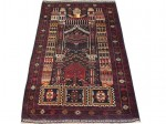 Prayer 3x5 persian rug no. 25011