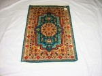 silk 2x3 ft persian rug no. 60901