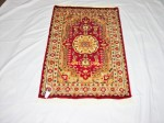 silk 2x3 ft persian rug no. 60911