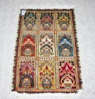 silk 2x3 ft persian rug no. 60951