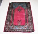 Prayer 2.5 x 4 persian rug no. 25111