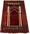 Prayer 3x5 persian rug no. 25101
